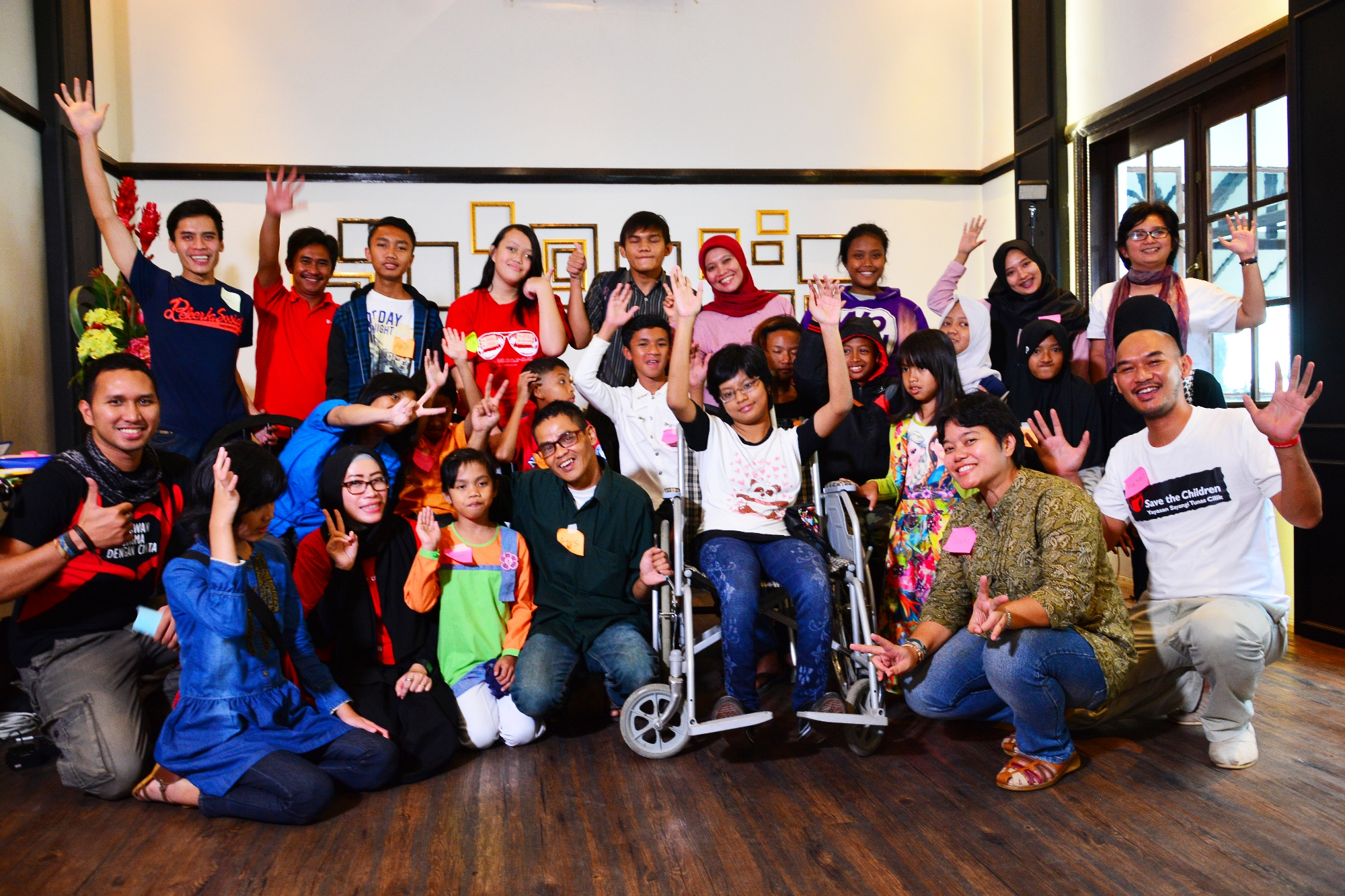 Inclusive education for children with disabilities in