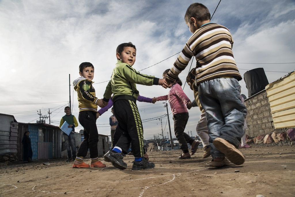 IKEA Foundation gives grants worth €9.4 million to ...