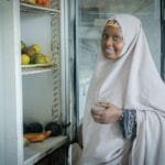 Ayan Ali Abdi is an entrepreneur, wife and mother. She is also a refugee from Somalia who now lives in Kenya.