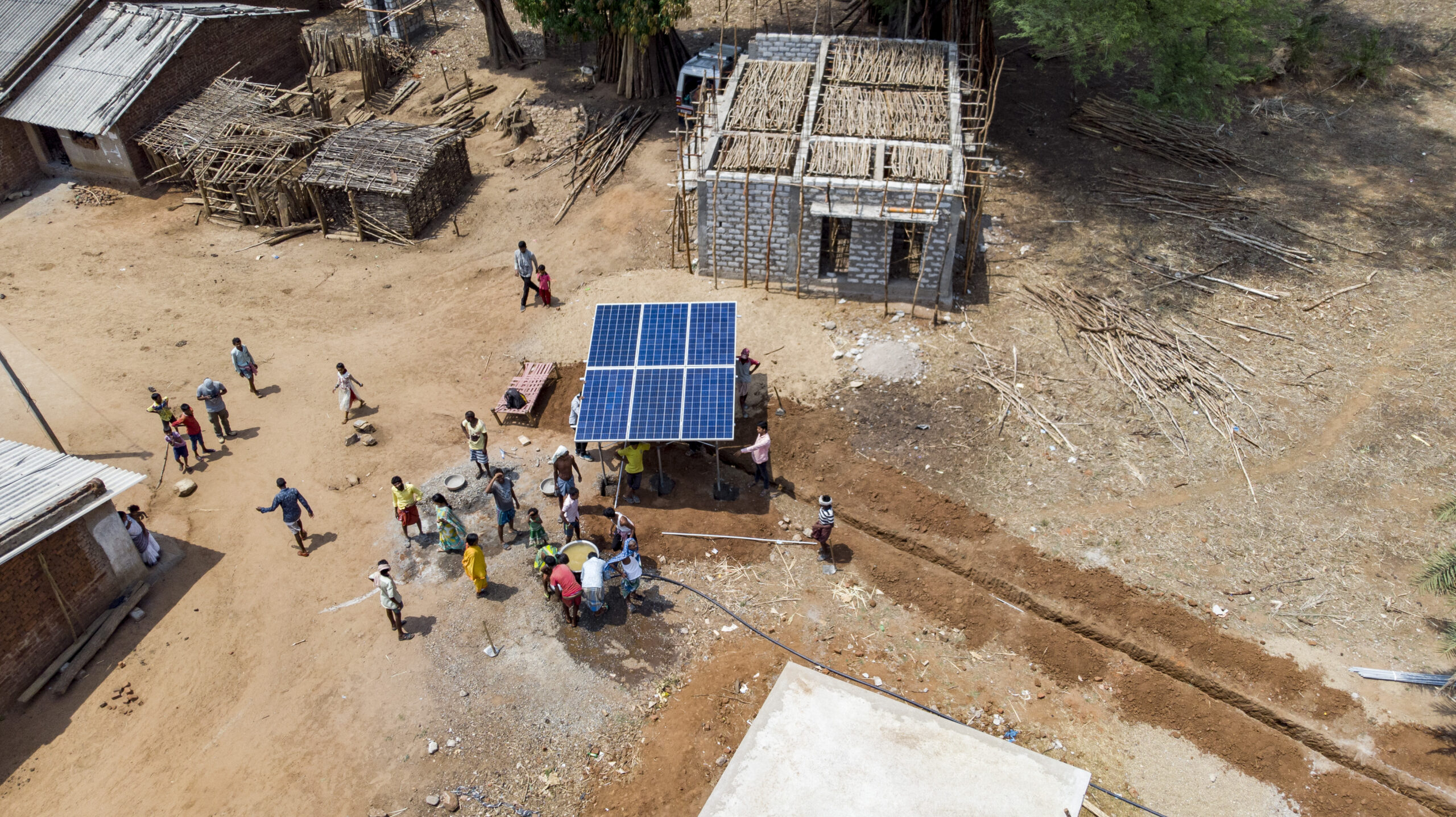 IKEA Foundation and Rockefeller Foundation join forces to set up a historic $1 billion initiative to catalyze investments in distributed renewable energy   IKEA Foundation